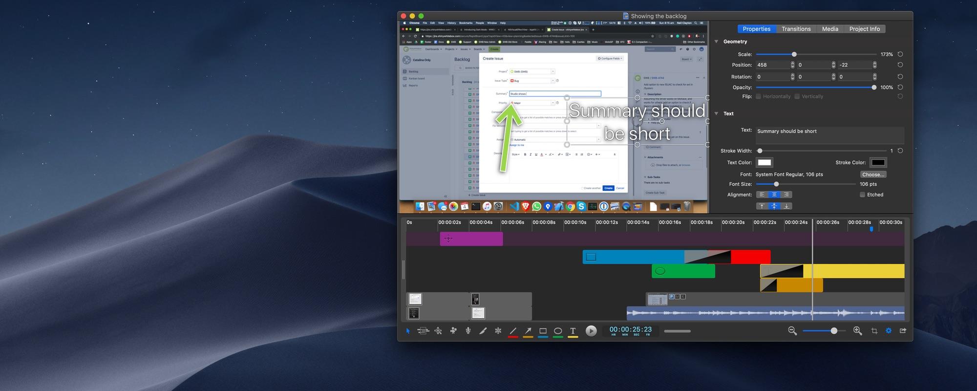 iShowU Studio 2.3.6 Mac 破解版 屏幕摄像头录像工具